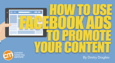 How one can Use Fb Adverts to Promote Your Content material 1