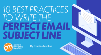 best practices write perfect email subject line Twin Front