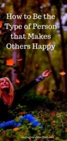 Types of People that make others happy pin template 2