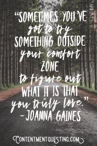 inspiration, comfort zone, adventure, good, happiness, self love