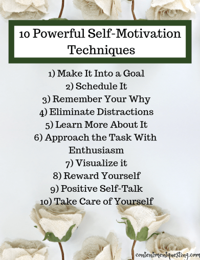 self motivation techniques, motivation, motivational, printable, motivational skills, inspiration