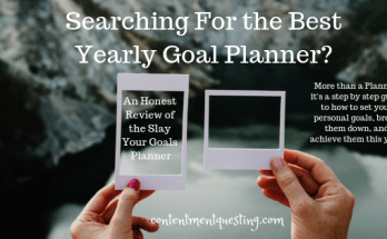 best yearly goal planner, yearly goal planner, goal planner, planner, slay your goals, acheive your goals, slay your goals, Nadalie, itsallyouboo, contentmentquesting, 2019 planner, set goals