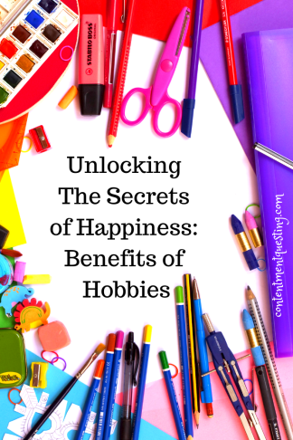 What are the benefits of hobbies? Are you looking for interesting hobbies to try or maybe hobbies that make money, hobbies for men, hobbies for the family, or just interesting hobbies? Learn the benefits of hobbies and get a free list of 161 hobby ideas #hobbies #benefitsofhobbies #hobbieslist #listofhobbies #hobbiesformen #hobbiesthatmakemoney #cheaphobbies #uniquehobbies #inexpensivehobbies #familyhobbies #hobbiesforwomen #contentmentquesting