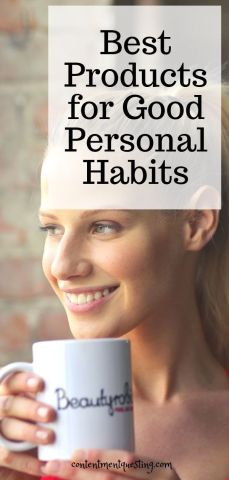 Products for good personal habits pin 1