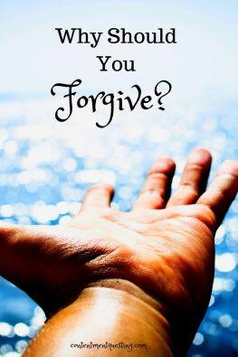 benefits of forgiveness pin 2 hand