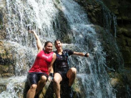 WV biking and waterfalls