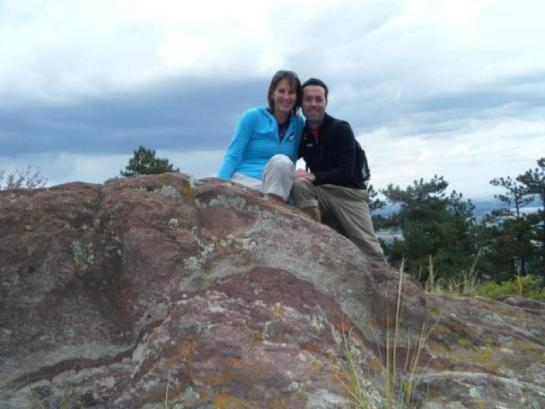 Fall in Boulder