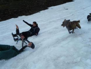 Flat Top Mountain Fun, AK