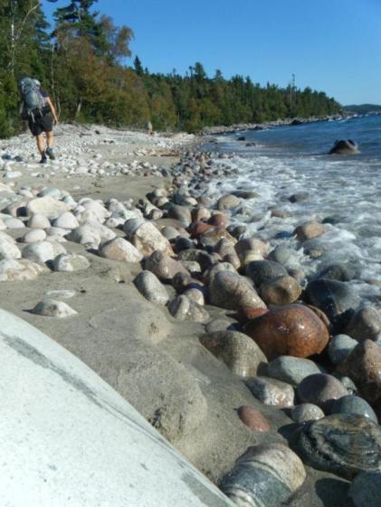 Lake Superior Provencial Park, Canada