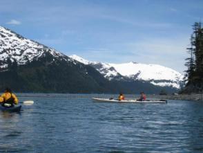 Passage Canal Whittier, Alaska