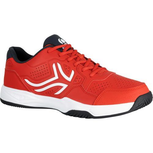 newest fe329 b1911 ... Medium Crop Of Red Tennis Shoes ...