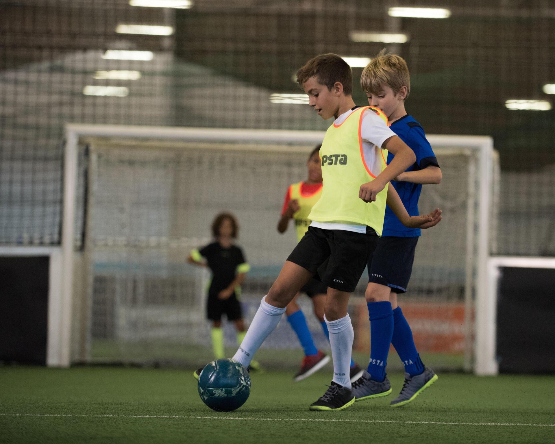 votre enfant debute le football