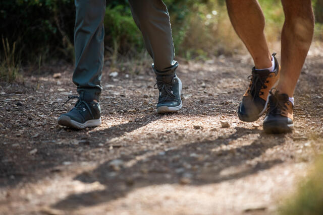 登山|如何避免與改善足底筋膜炎? | 迪卡儂運動誌
