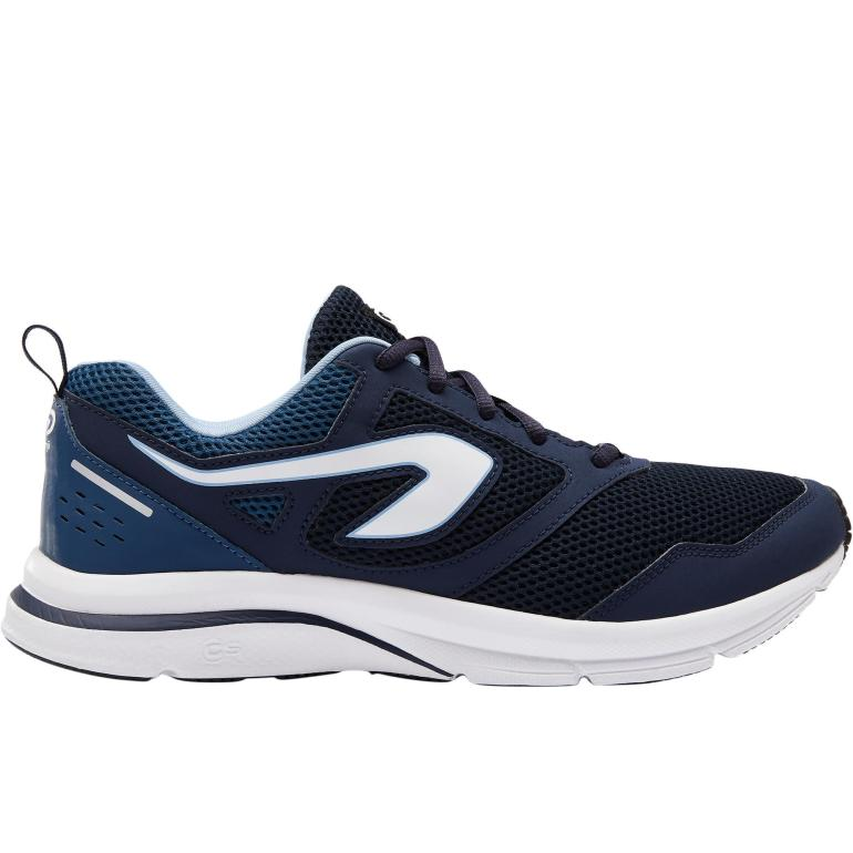 Kalenji Run Active Mens Running Shoes Dark Blue