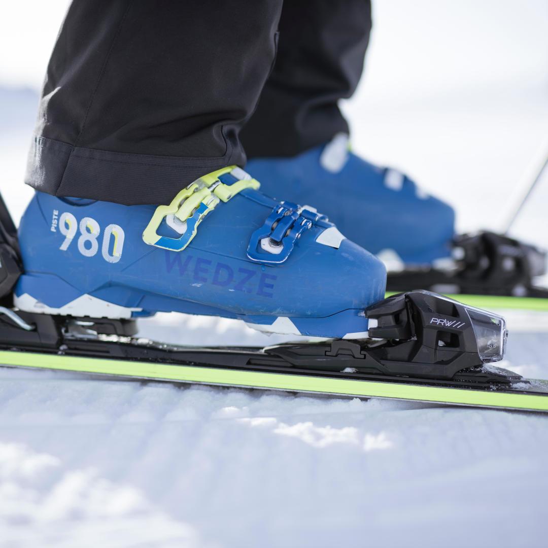 comment bien regler ses fixations de ski