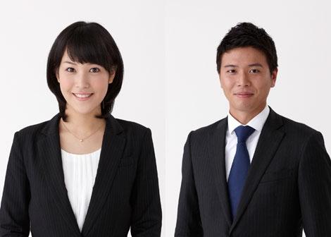 テレ東・2年ぶり新人アナ、鷲見玲奈&野沢春日が本格デビュー | ORICON NEWS