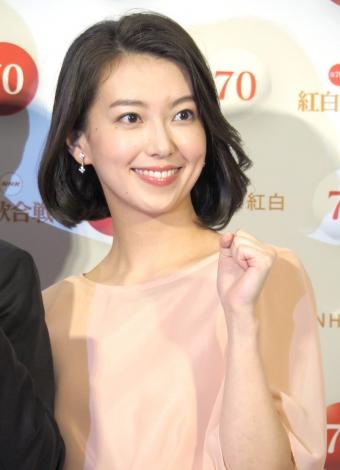 画像・写真 | 和久田麻由子アナ、初の『紅白』総合司会「目いっぱい盛り上げる」 14枚目 | ORICON NEWS