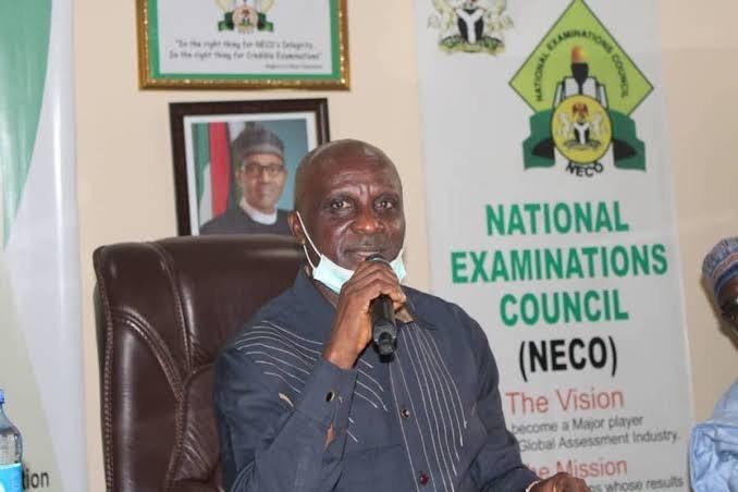 NECO Registrar Godswill Obioma Profile