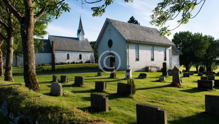 Berg kirke og kapell