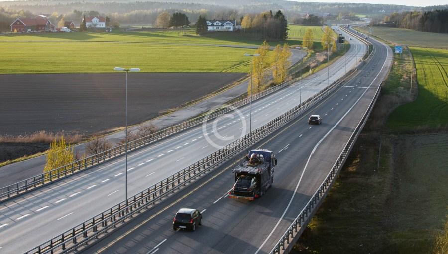 E6 ved Svinesund