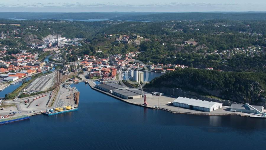 Halden havn