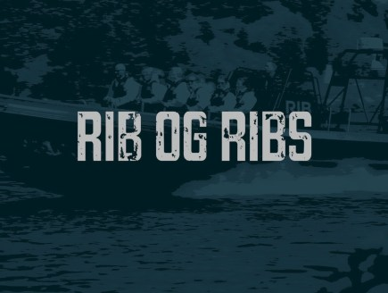 Film for Halden Turist - RIB og RIBS