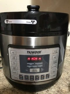 Technology in the Kitchen:  Instant Pot!