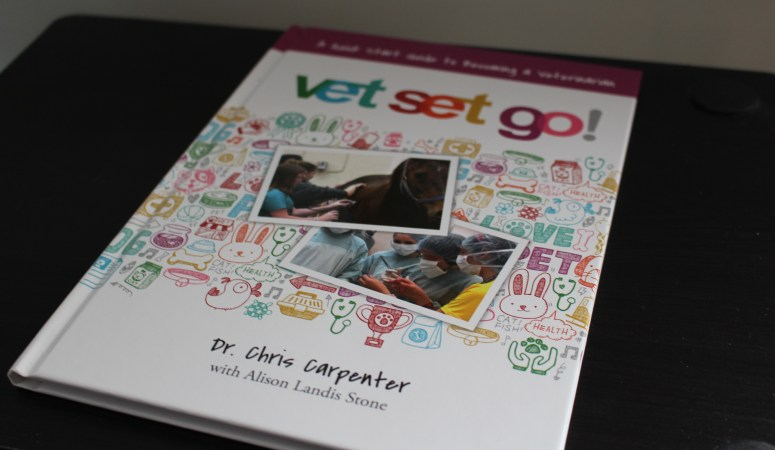 Book Review: Vet Set Go!