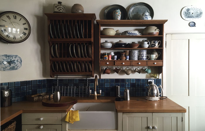 Organizing the Kitchen Space