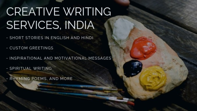 Content Writer India's Creative Writing Services