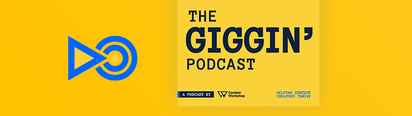 Click this link to check out the Giggin' Podcast on Spotify.
