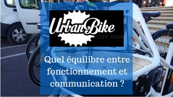 focus 4 urbanbike city tour equilibre entre fonctionnement et communication