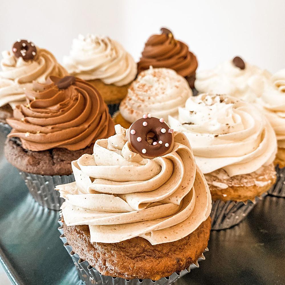 Coffee Shop Cupcakes