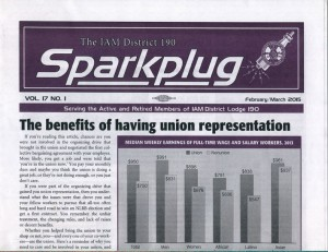 2nd Place: The Sparkplug