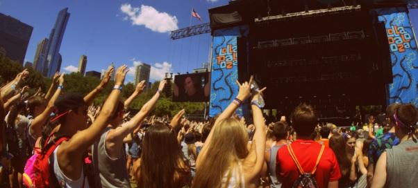 Lollapalooza Sweepstakes