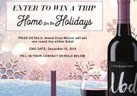 The Home For The Holidays Sweepstakes