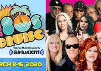SiriusXM 80s Cruise Sweepstakes - Chance To Win A Trip for two to Miami