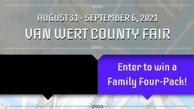 WANE The Van Wert County Fair Giveaway
