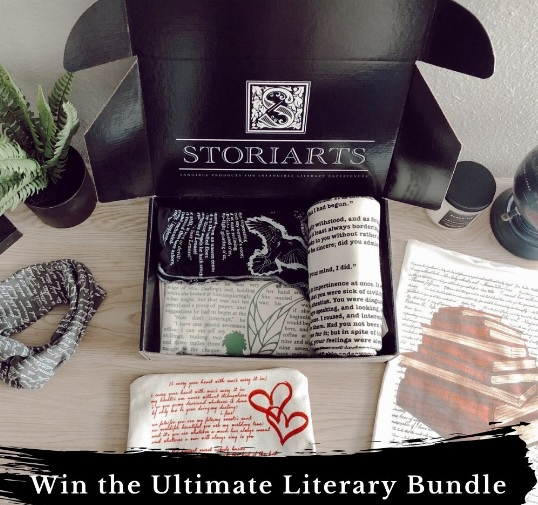 Storiarts Ultimate Literary Bundle Giveaway