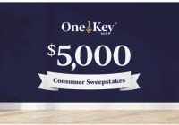 OneKey MLS Consumer Sweepstakes