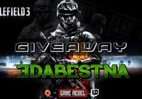 Game Rebel 3dabestna Battlefield 3 Giveaway