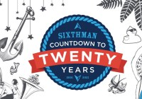 Sixthman Anniversary Giveaway