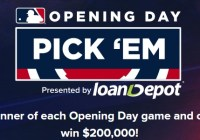 MLB Opening Day 2021 Pick Em Contest