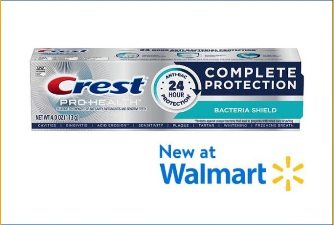 American Broadcasting Companies GMA3 And Crest Giveaway