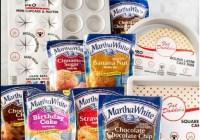 Hometown Foods Company Martha White Big Baking Giveaway