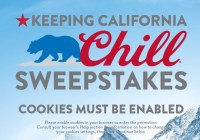Molson Coors Coors Light Keeping California Chill Giveaway