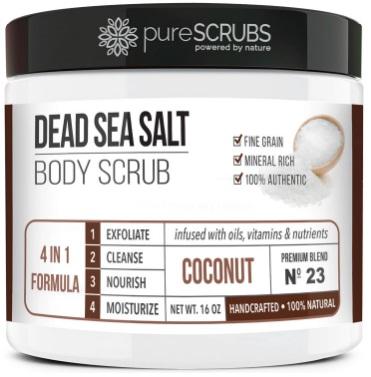 PureSCRUBS Body Scrub Giveaway