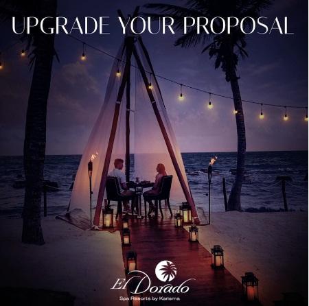 Ultimate Proposal At El Dorado Spa Resorts Sweepstakes