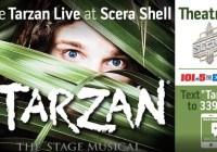 101.5 The Eagle Tarzan the Musical Contest
