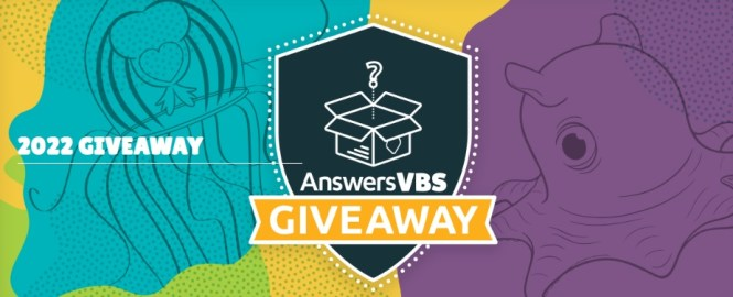 Answers VBS 2022 Giveaway